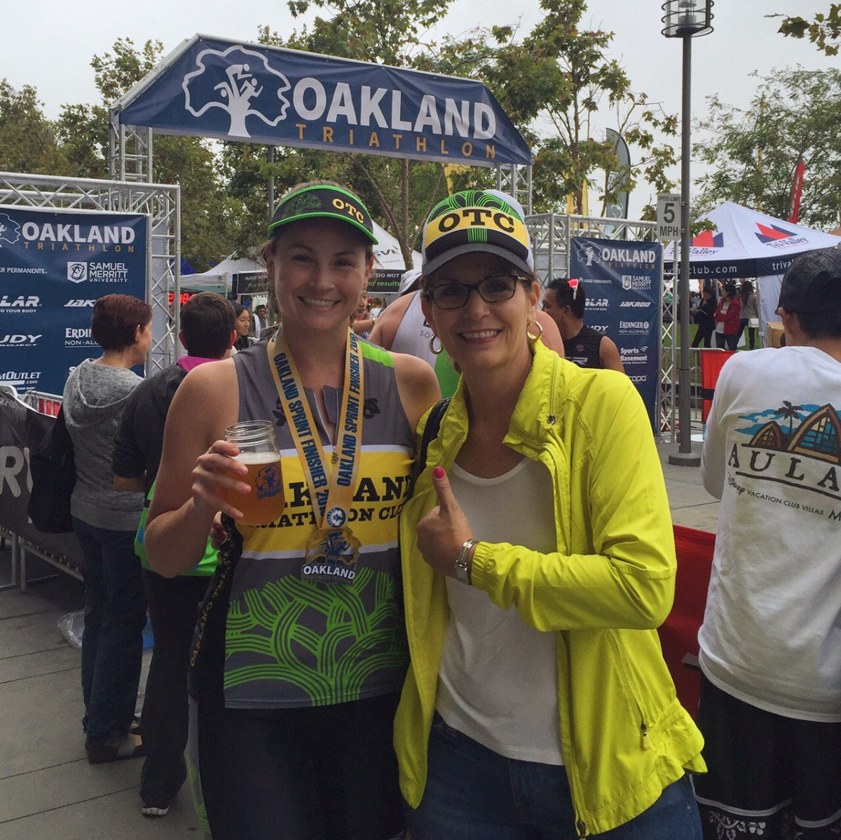Race Report – Oakland Triathlon Festival