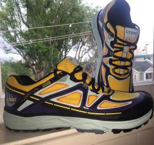 At least I have my new Topo Hydroventures waiting for me to hit the El Nino-soaked trails once I'm better!